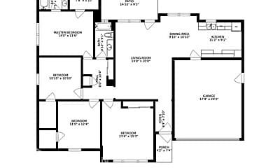 Building, 705 Regency Dr, 2