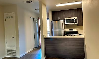 Kitchen, 555 Douglas Street, 2