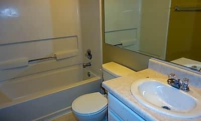 Bathroom, 1468 Round Lake Road, 2