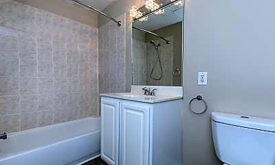 Bathroom, The Liberty, 2