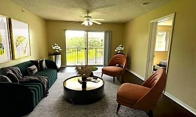 Living Room, 4191 Haverhill Rd 407, 0