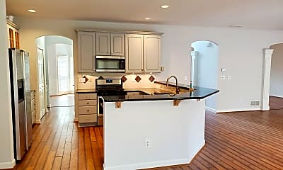 Kitchen, 1225 Braswell Rd, 1