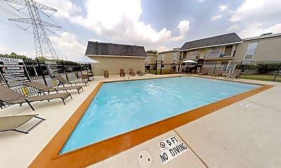 Pool, Northlake Manor Apartments, 0