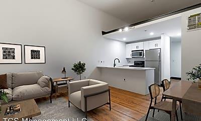 Living Room, 1520 Green St, 0