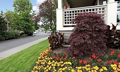 Landscaping, Oakmont, 1