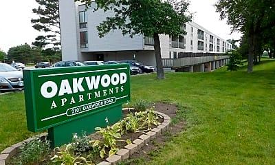 Community Signage, 2101 Oakwood Rd, 0