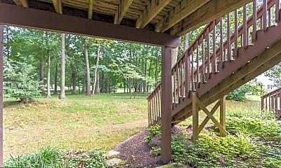 Patio / Deck, 1605 N Glen Dr, 2