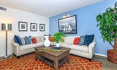 Living Room, Bella Del Mar, 1