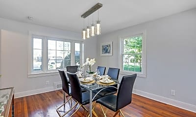 Dining Room, 129 Passaic Ave, 1