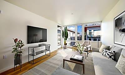Living Room, Blackbird, 0