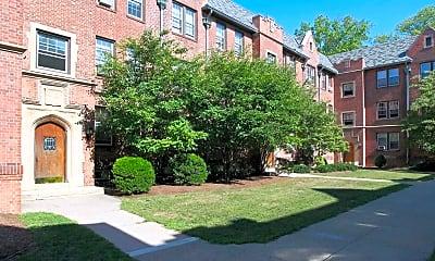 Building, Mayfair Court Apartments, 0