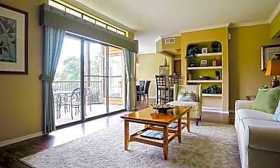 Living Room, Waters Edge, 1