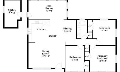 Building, 459 Hammock Ln, 1
