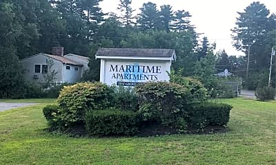 Maritime Apartments, 1
