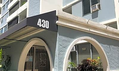 Building, 430 Kaiolu St, 1