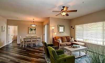 Living Room, 1500 E Pusch Wilderness Dr 6201, 1