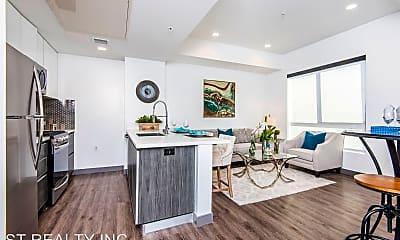 Living Room, 644 N. Hobart Blvd - 11, 0
