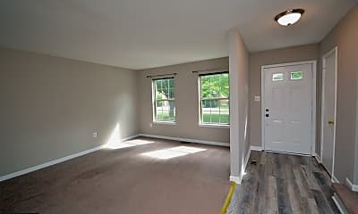 Living Room, 3924 Collis Oak Ct, 1