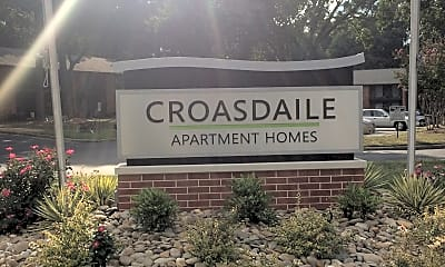 Croasdaile Apartment Homes, 1