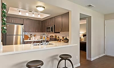 Kitchen, Hensley at Corona Pointe, 1
