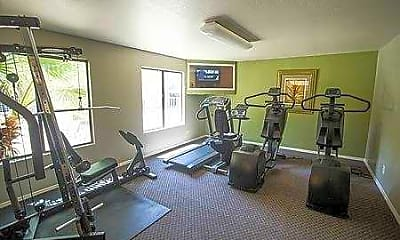 Fitness Weight Room, Summerhill Place, 2