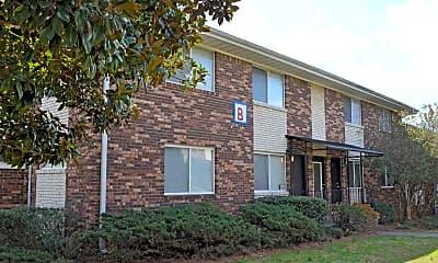 Building, Moores Mill Village, 1
