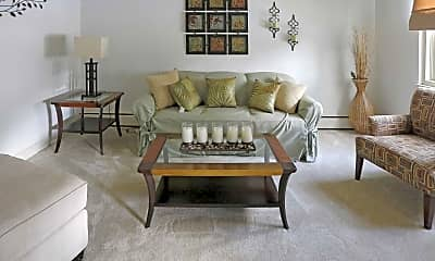 Living Room, Drumcastle, 1