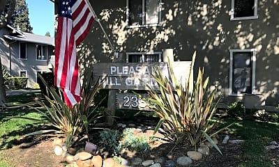 Pleasant Hill Gardens, 1