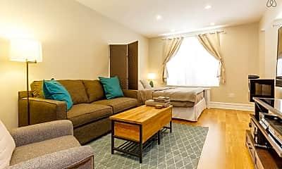 Living Room, 156-8 Riverside Dr W 1-J, 0