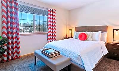 Bedroom, Redmond Ridge, 1