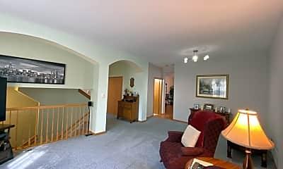 Living Room, 1224 Georgetown Way, 1