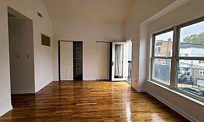 Living Room, 126 Ogden Ave 3, 1
