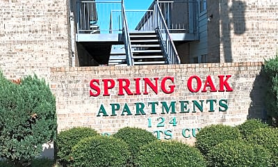 Spring Oak Apartments, 1
