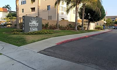 Golden West Towers, 1
