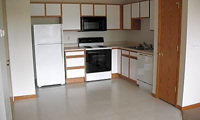 Kitchen, 6601 Creekside Dr NE, 1