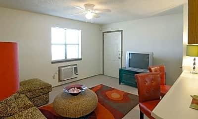 Living Room, Salem Park, 1