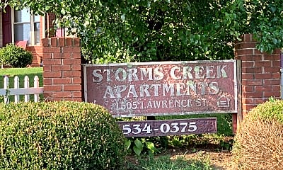 Storms Creek Apartments, 1