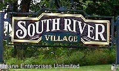 Community Signage, 225 S River Blvd, 1
