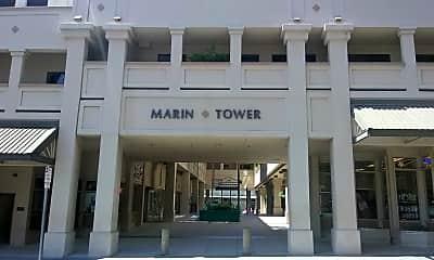 Marin Tower, 1