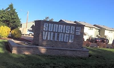 Sunrise Village, 1