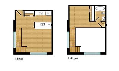 Bedroom, 4130 Commerce St, 2
