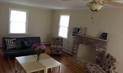 Living Room, 198 Elmwood Rd WINTER, 1