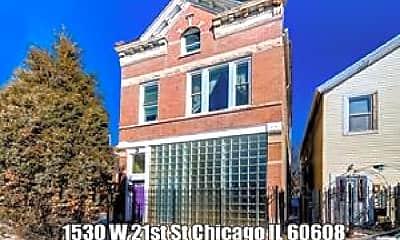 Building, 1530 W 21st St, 0