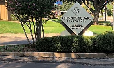 CHIMNEY SQUARE, 1