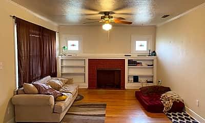 Living Room, 3009 20th St, 1