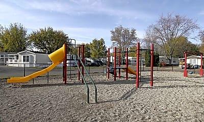 Playground, Cutler Estates, 2