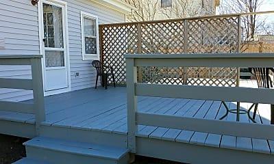 Patio / Deck, 63 Harvard St, 2