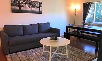Living Room, 17-23 Oxford Cir, 0