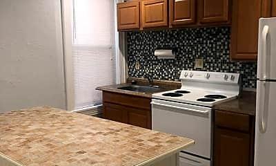 Kitchen, 1420 N Van Buren St, 1