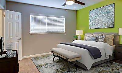 Bedroom, Nob Hill, 2